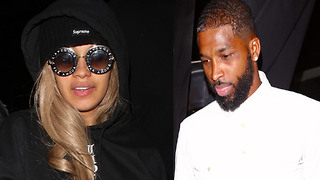 Cardi B & Tristan Thompson Get Into Trouble At The Same Strip Club