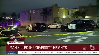 Man dies after altercation in University Heights