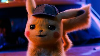 'Detective Pikachu' Reveals Pokemon In Ancient Times