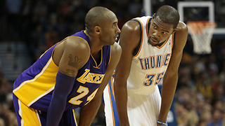 Kevin Durant Reveals the Biggest Piece of Advice Kobe Bryant Gave Him - Video