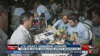 JJ's Legacy honoring donors despite parade cancellation