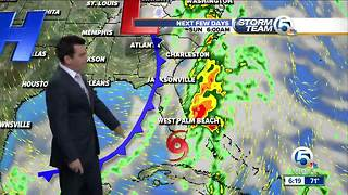 Sunday AM WX - Video