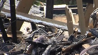 Families left homeless after apartment fire - Video