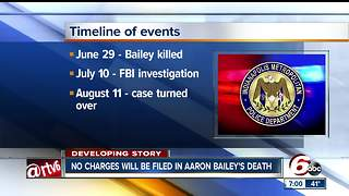 Timeline: Shooting death of Aaron Bailey - Video