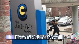 Children's Center collecting holiday gifts from community