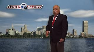 7 First Alert Forecast Sunday Evening 5/6 - Video