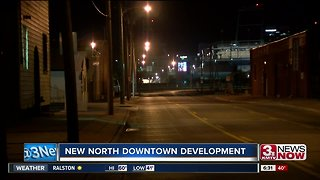 New North downtown development - Video