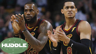 Are LeBron James' New Teammates His Ticket Back to the NBA Finals? -The Huddle - Video