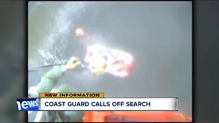 Coast Guard rescue of fishermen missing on Lake Erie - Video