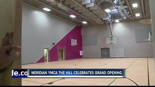 New YMCA in Meridian holds grand opening ceremony - Video