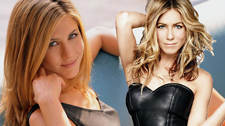 "Jennifer Aniston Named People's ""World's Most Beautiful Woman"" - Video"