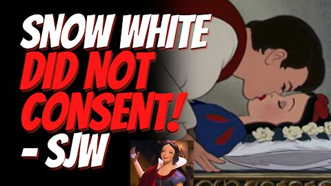 Snow White Disney Movie Has Critics Upset Because Snow White Didn't Consent to Kiss by Prince.