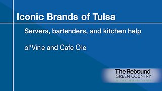 Who's Hiring: Iconic Brands of Tulsa - ol'Vine and Cafe Ole