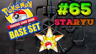 Pokemon Base Set #65 Staryu | Card Vault