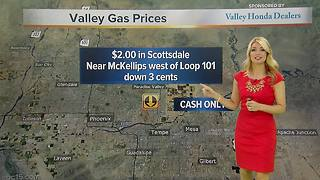 Cheapest Valley gas prices - Video