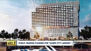 Public hearing set for controversial waterfront project