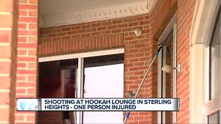 Shooting at Hookah lounge - Video