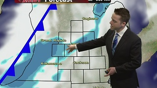 Dustin's First Alert Forecast 12-12 - Video