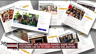 Metro Detroit restaurants set up GoFundMe campaigns to help employees