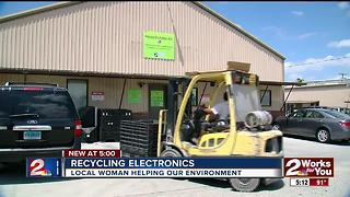 Recycling Electronics - Video