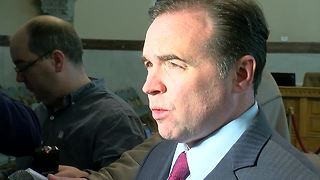 Mayor John Cranley talks about Harry Black's resignation - Video
