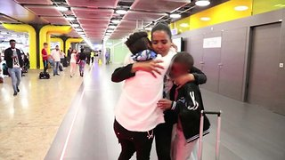 Eritrean minors reunited with mother after eight-year separation