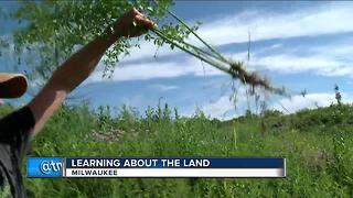 Milwaukee's Urban Ecology Center teaches people about the land - Video