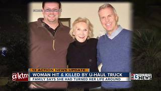 Woman killed by alleged meth user dedicated life to helping addicts - Video