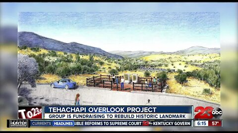 Tehachapi Overlook Project