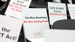 What Happens To Theater Workers When The Show Can't Go On?