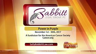 Babbitt Legal Group, PC - 1/2/18 - Video