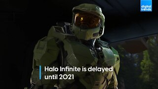 Halo Infinite is delayed until 2021