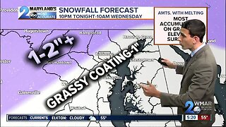 Winter Weather Advisories Issued