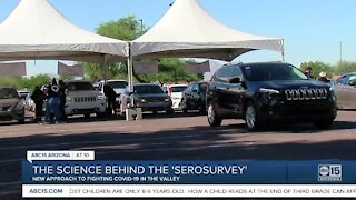 'Serosurvey' to be used to calculate Maricopa Cty. COVID infection rate