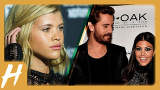 Sofia Richie SICK of Scott Disick's Obsession with Kourtney Kardashian - Video