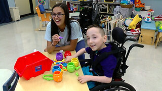 """Stand Up Program"" helps students with disabilities"