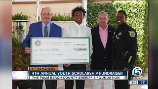 4th annual youth scholarship fundraiser held in Wellington - Video
