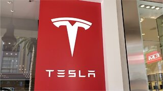 Tesla Stock Touches $2,000 A Share