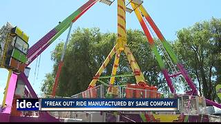 Carnival ride safety concerns arise at local fair - Video