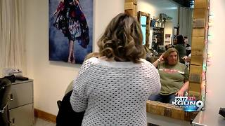 A Day of Beauty for Gospel Rescue Mission women - Video
