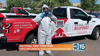 National First Response wants to disinfect your business
