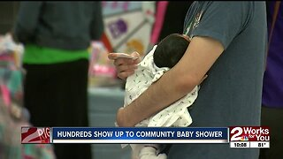 Free Community Baby Shower