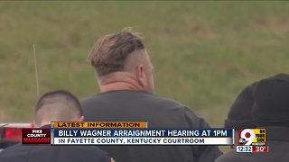 Billy Wagner: Pike County murder suspect to appear in court