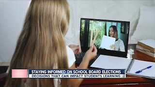 SCHOOL BOARD ELECTIONS: Why parents should stay informed about the candidates running in their district