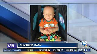 Sunshine Baby 10/8/17 - Video
