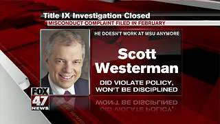 MSU closes misconduct investigation into former director of Alumni Association