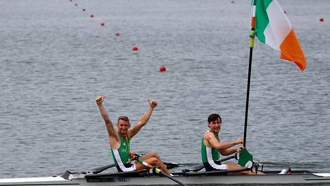 "Irish Olympians are ""Ireland's gift to the world."" Give Hilarious Interviews."