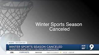 AIA Cancels Winter Sports