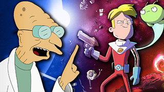 Final Space: The Next Futurama? | NerdWire Review - Video