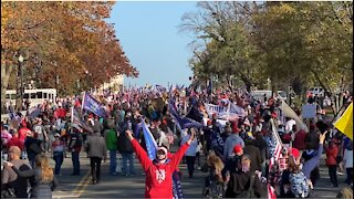 March for Trump | Million MAGA March | Washington DC | 2020-11-14 I IMG_1984